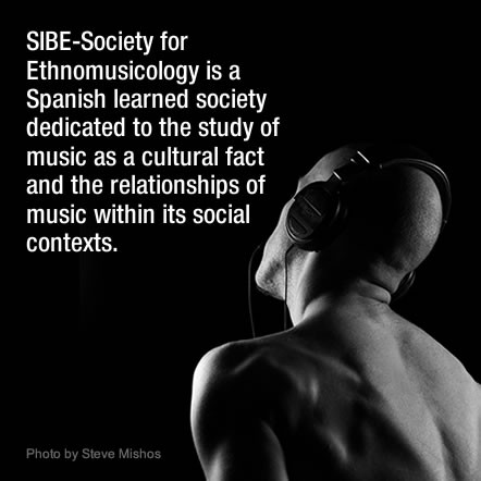 SIBE-Society for Ethnomusicology is a Spanish learned society dedicated to the study of music as a cultural fact and the relationships of music within its social contexts.
